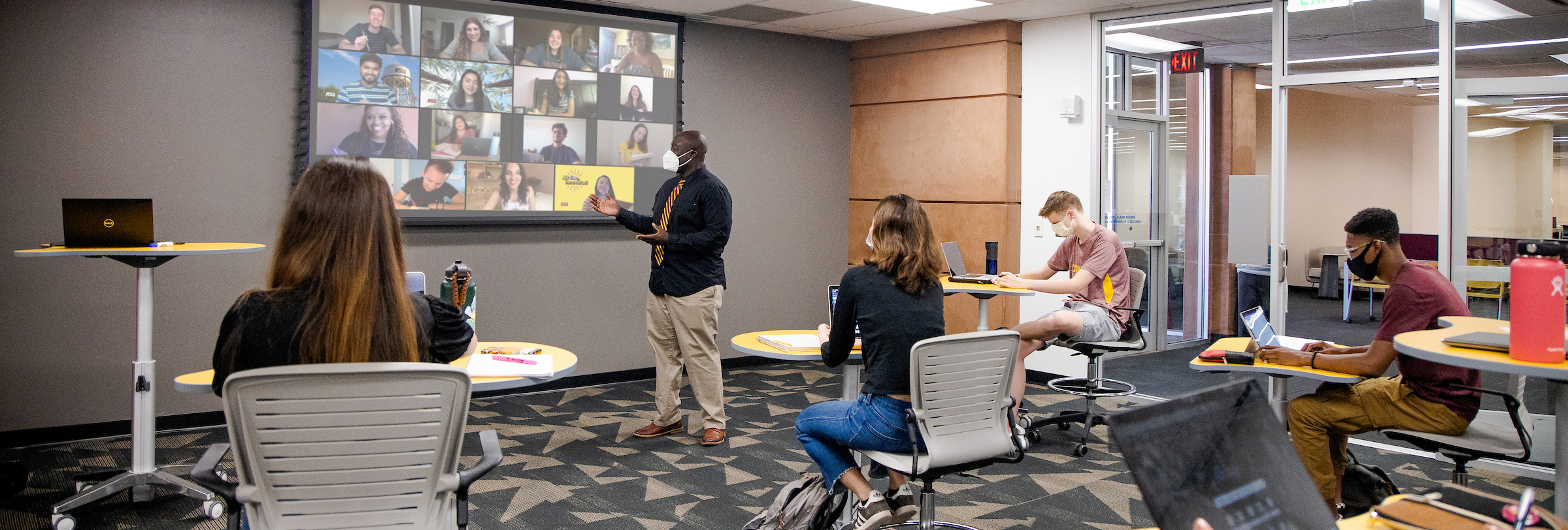 Flexible learning with ASU Sync