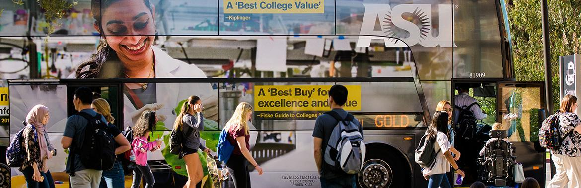 Arizona State University is best college buy